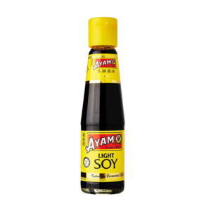 Ayam Light Soy Sauce 210 mL