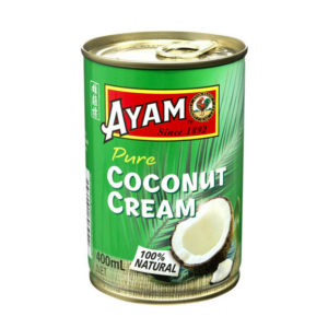 Ayam Pure Coconut Cream 400 mL