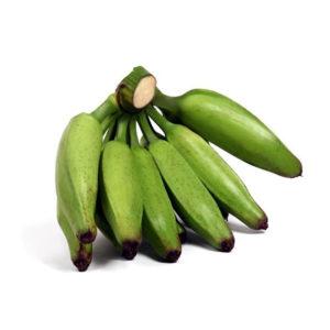 Banana Cooking Green