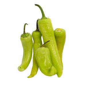 Chillies Banana Green