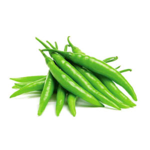 Chillies Long Green