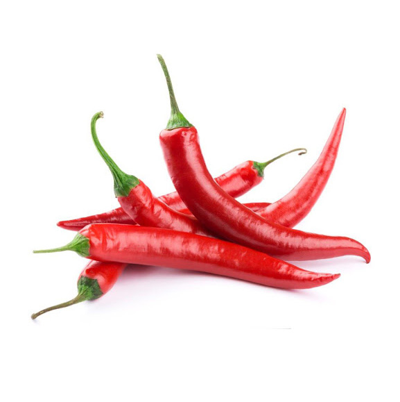 Chillies Long Red