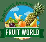 President Avenue Fruit World.