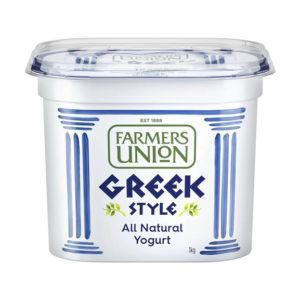 Greek Style Yoghurt 1 kg