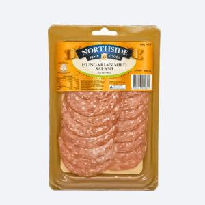 Northside Hungarian Mild Salami 100 g