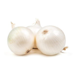 Onions white