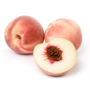 Peach White Large