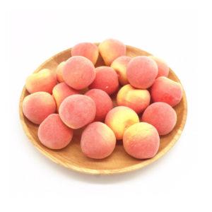 Peach White Small