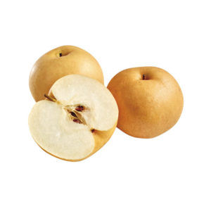 Pear Nashi Brown