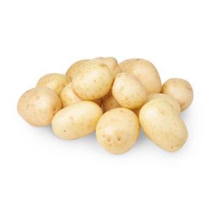 Potatoes Wash