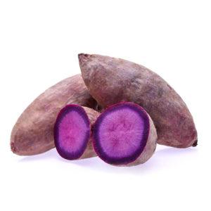 Sweet Potatoes Purple