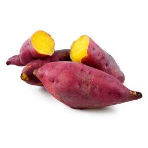 Sweet Potatoes Red