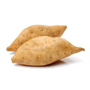 Sweet Potatoes White
