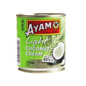 AYAM  Light Coco Cream 270ml