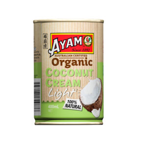 AYAM Organic Light Coco Cream 400ml