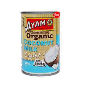 AYAM Organic Light Coco Milk  400ml