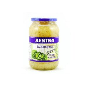 BENINO  Sauerkraut  900g