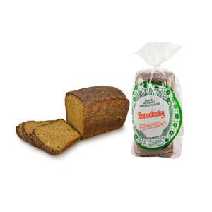 BORODINSKI Black  Bread 700g