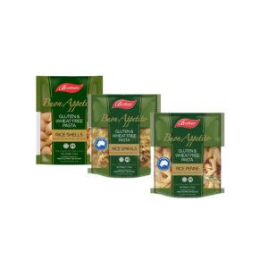 Buontempo  Gluten & Wheat Free Pasta (Penne/ Shells/ Spirals) 250g