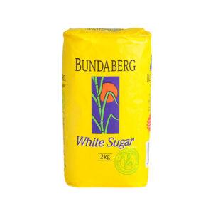 Bundaburg White Sugar- 2kg