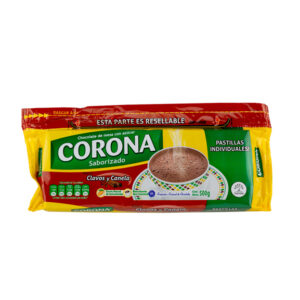 CORONA  Chocolate Canela 500g