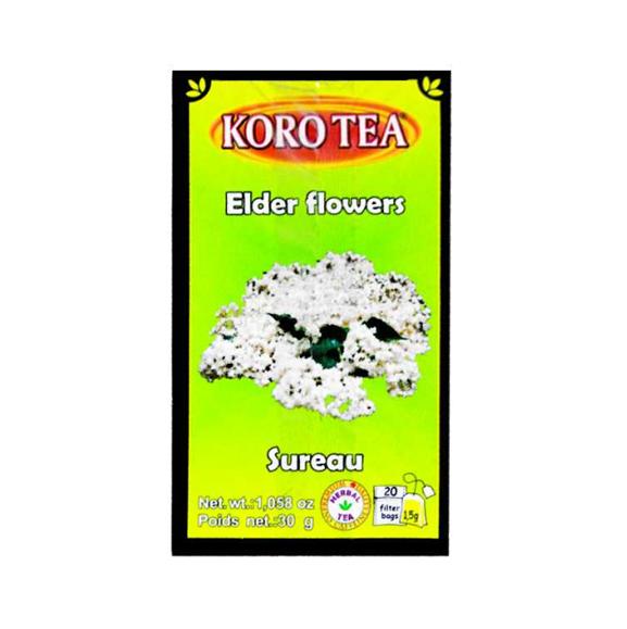 Elder Flowers 20 bags