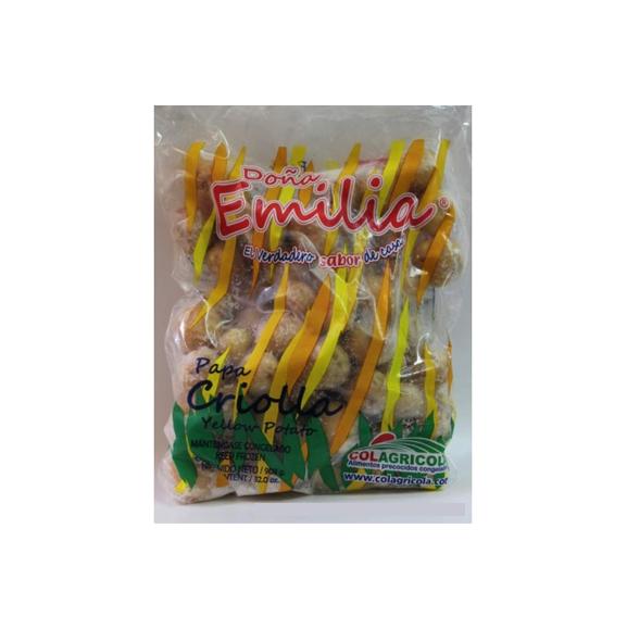 Emilia Froze Yellow Potatoes  908g