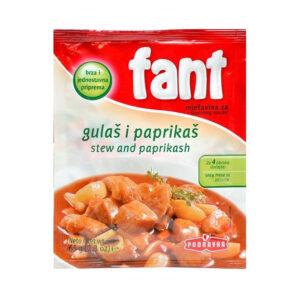 FANT Stew & Paprikash Soup 60g