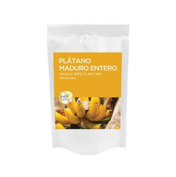 FRUTA FOODS  Whole Ripe Plantains 908g
