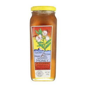 GOLDEN NECTOR Organic Honey  500g