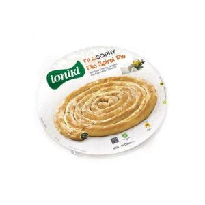 IONIKI Filo Spiral Pie  850g