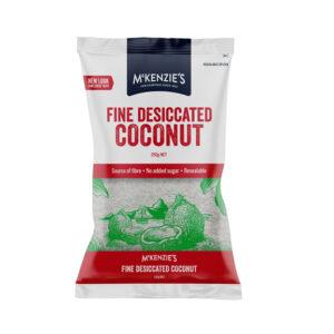 MCKENZIE'S Desicated Coconut 250g