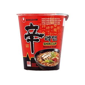 NONGSHIMS  SHIN Cup Noodle Soup 68g
