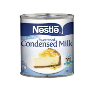 Nestle  Sweetened  Condensed  Milk 375ml