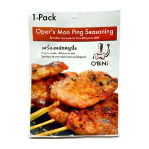 OPOR'S Moo Ping Seasoning 240g