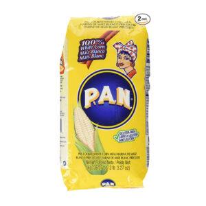 PAN (Yellow/white)  Corn Meal 1kg