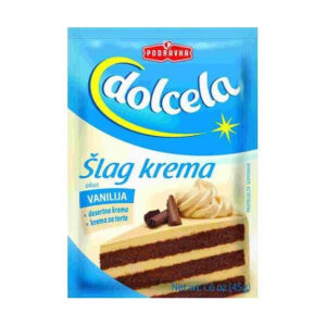 PODRAVKA  Pudding Mix  Slag Krema 45g