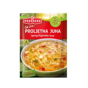 PODRAVKA  Spring Vegetable Noodle Soup 50g