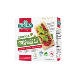 Quinoa Crispibread  125g