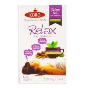 KORO TEAS  Relax 20 bags