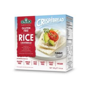 Rice Crispibread  125g