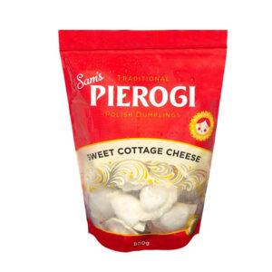 SAM'S Pierogi Sweet Cheese 800g
