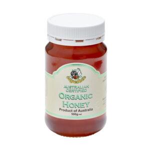 SUPERBEE Organic Honey  500g