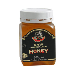 SUPERBEE Raw Honey  500g