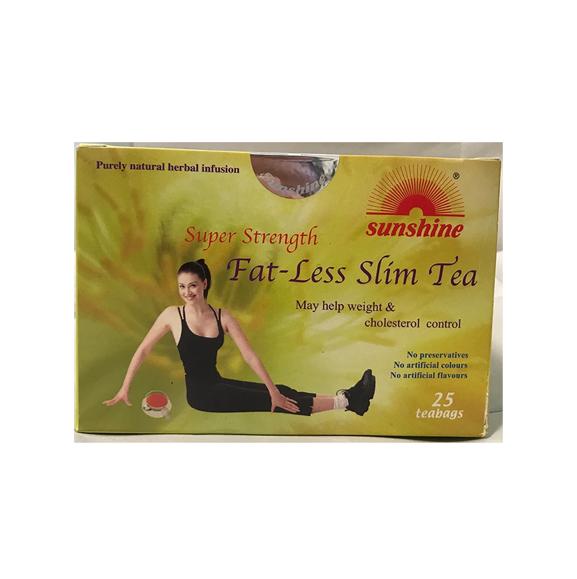 sunshine slimming tea)