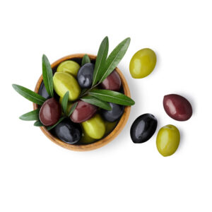 THE GREEK OLIVE Sunrised Olives 500g