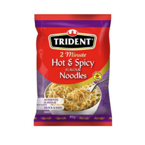 TRIDANT SINGAPORE  Hot & Spicy Noodles  85g
