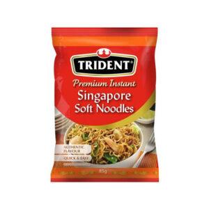 TRIDANT SINGAPORE  Soft Noodles  85g
