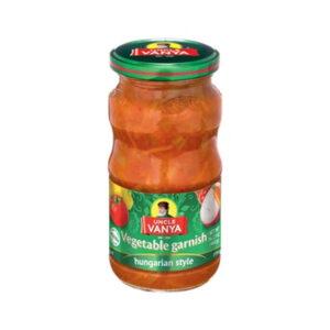 UNCLE VANAYA  Vegetable Garnish  460g