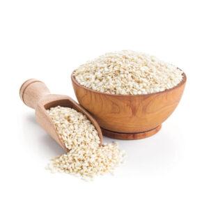 (Raw) White Sesame Seeds 1kg